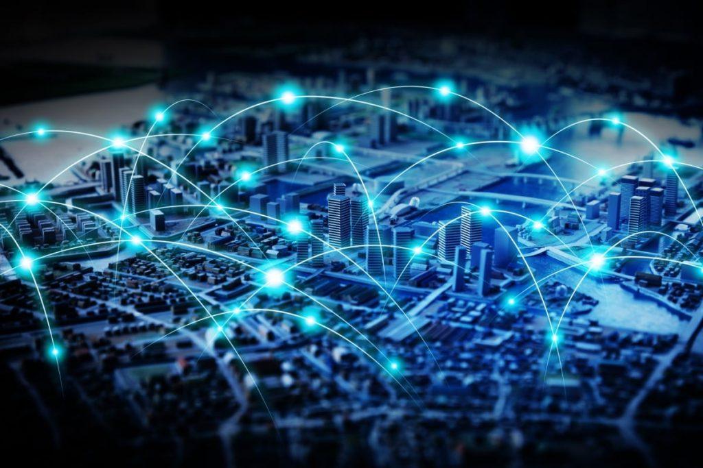 SYN-RG-Ai - Smart city model with urban sensing